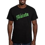 Slainte Men's Fitted T-Shirt (dark)