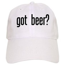 got beer? Baseball Cap
