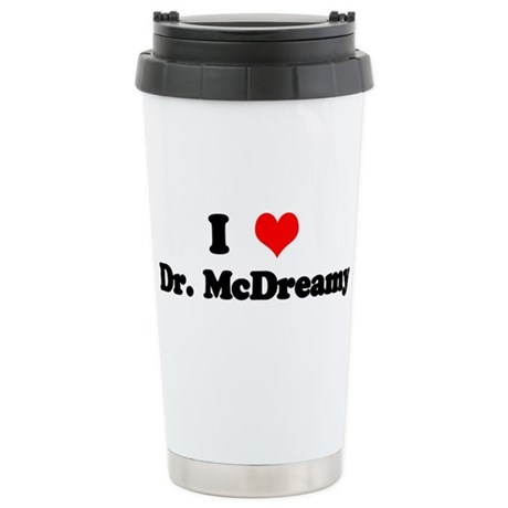 Grey's Dr. McDreamy Ceramic Travel Mug