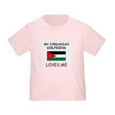 My Jordanian Girlfriend Loves Me T