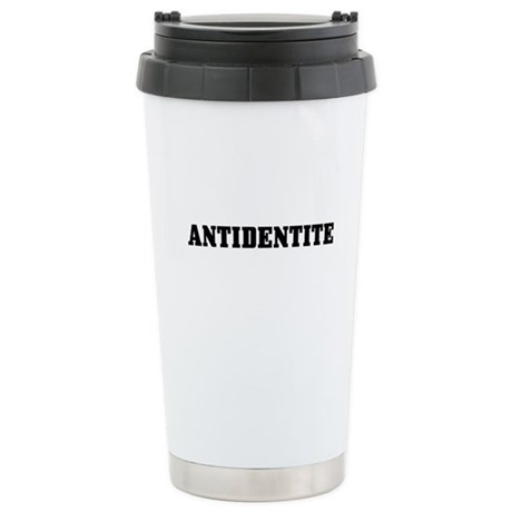 Antidentite Ceramic Travel Mug