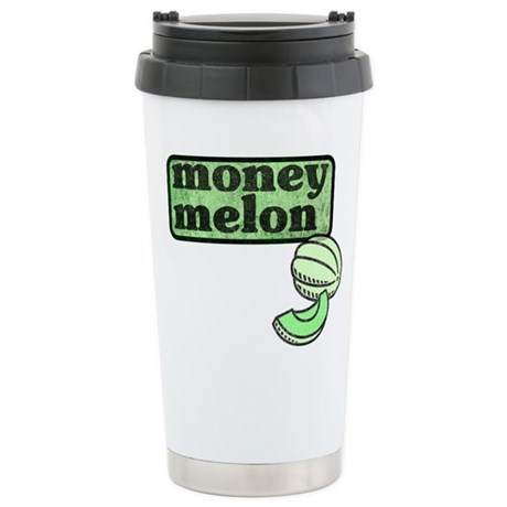 Honeydew: The Money Melon Ceramic Travel Mug