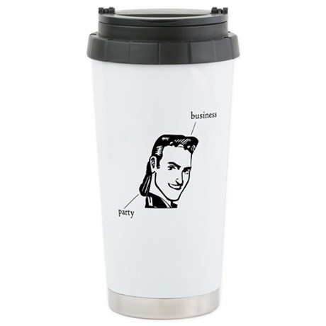 Mullet Ceramic Travel Mug