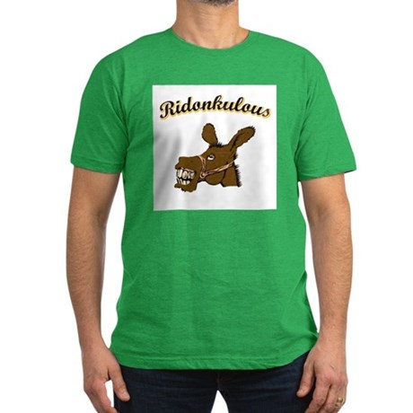 Ridonkulous Men's Fitted T-Shirt (dark)