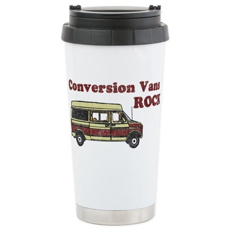 Conversion Vans Rock Ceramic Travel Mug