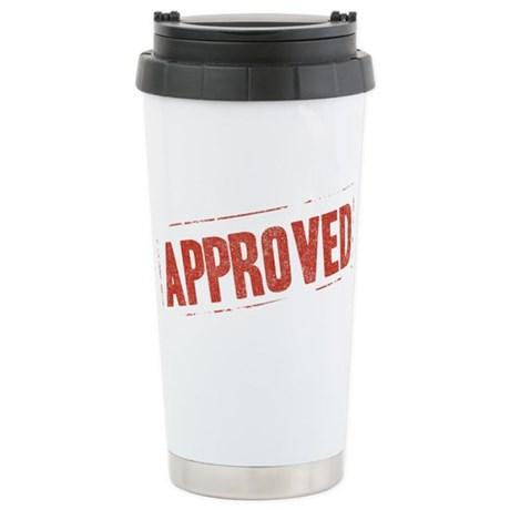 Approved Ceramic Travel Mug