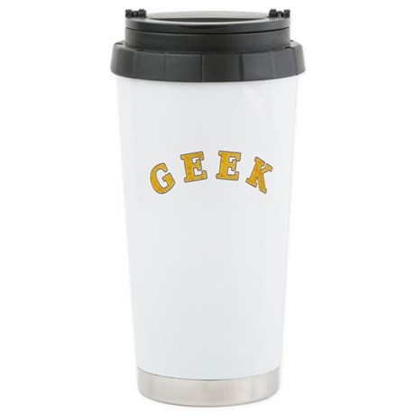 Geek Ceramic Travel Mug