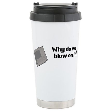 Nintendo Shirts Ceramic Travel Mug