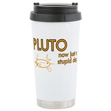 Pluto - Stupid Dog Ceramic Travel Mug