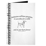Dalmatian Pawprints Journal