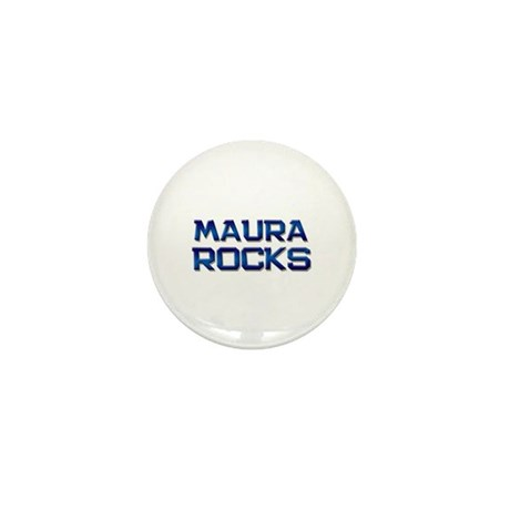 maura rocks Mini Button (10 pack)