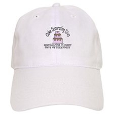 Many Tiers of Happiness Baseball Cap