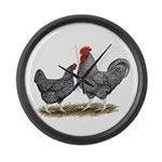 Cuckoo Marans Large Wall Clock