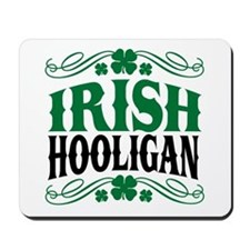 Irish Hooligan Mousepad