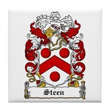 Steen Coat of Arms Tile Coaster
