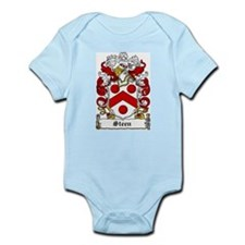 Steen Coat of Arms Infant Creeper