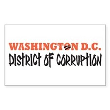 Washington D C Decal