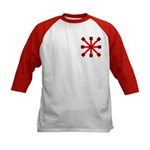 Red Jack Kids Baseball Jersey