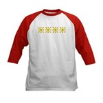 Yellow Jacks Kids Baseball Jersey