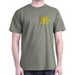 Yellow Jack Dark T-Shirt