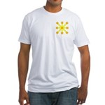 Yellow Jack Fitted T-Shirt