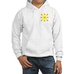 Yellow Jack Hooded Sweatshirt