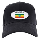 My Ethiopian Girlfriend Loves Me Baseball Hat