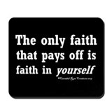 Real Faith Mousepad 2