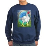 Opal Cornish Rooster Sweatshirt (dark)