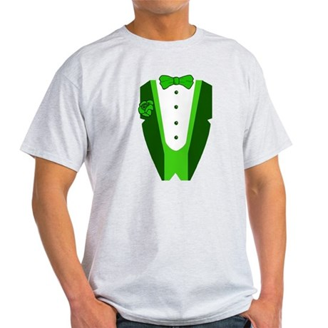Irish Tuxedo Light T-Shirt