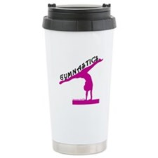 Gymnastics Travel Mug