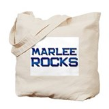 marlee rocks Tote Bag