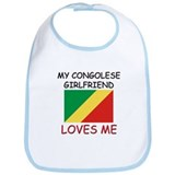 My Congolese Girlfriend Loves Me Bib