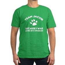 Cute Team jacob black T