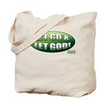 Let Go GREEN Tote Bag
