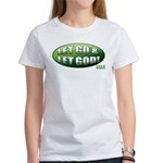 Let Go GREEN Women's T-Shirt