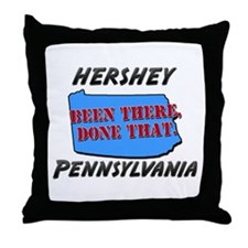 hershey pennsylvania - been there, done that Throw