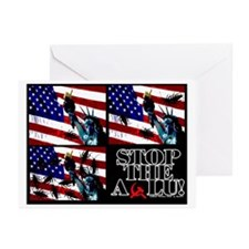 STOP THE ACLU! Greeting Cards (Pk of 10)