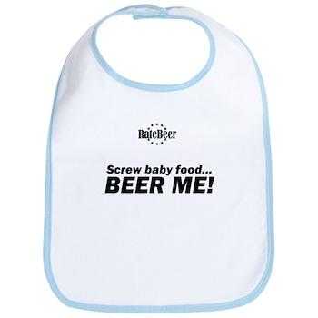 RateBeer Beer Bib