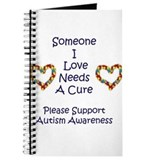 Someone I Love Needs A Cure-A Journal