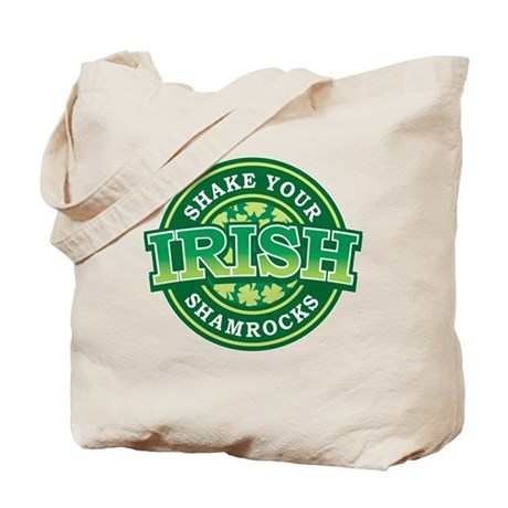 Shake Your Shamrock Tote Bag