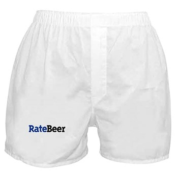 RateBeer Boxer Shorts