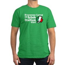 Everyone Loves an Irish Itali T
