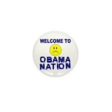 ObamaNation Mini Button (100 pack)
