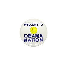 ObamaNation Mini Button (10 pack)