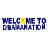 ObamaNation Bumper Bumper Stickers