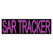 Search and Rescue SAR Tracker Bumper Bumper Sticker