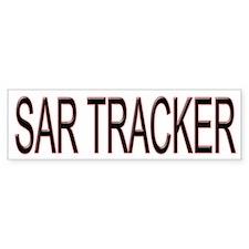 SAR Tracker Bumper Bumper Sticker