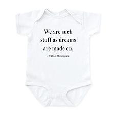 Shakespeare 12 Infant Bodysuit