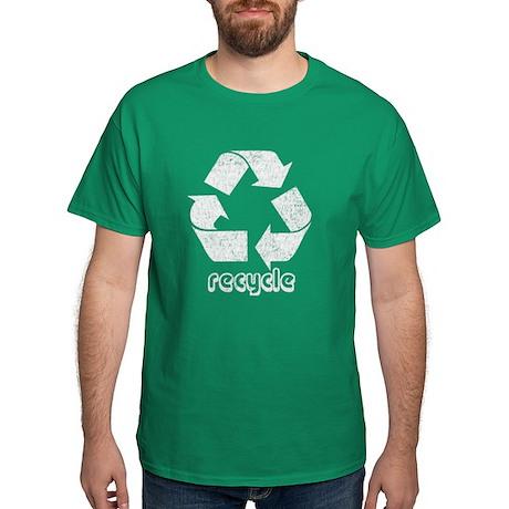 Vintage Recycle Dark T-Shirt
